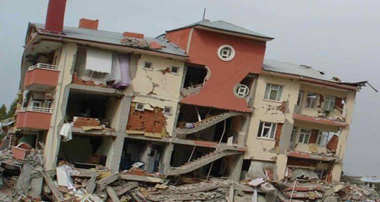 Türkiye'deki Binaların Yüzde 45'i Depreme Hazır Değil