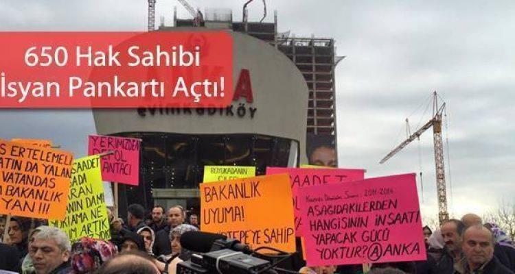 Evim Kadıköy'de Hak Sahipleri Mahkeme Yolunda