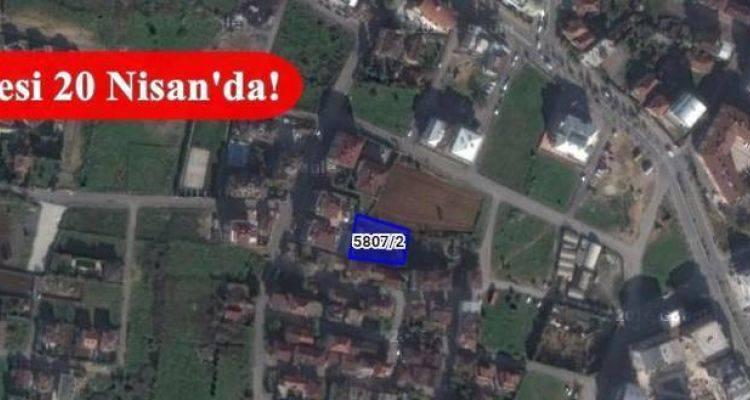 İstanbul Büyükşehir Belediyesi'nden Tuzla'da Satılık Arsa