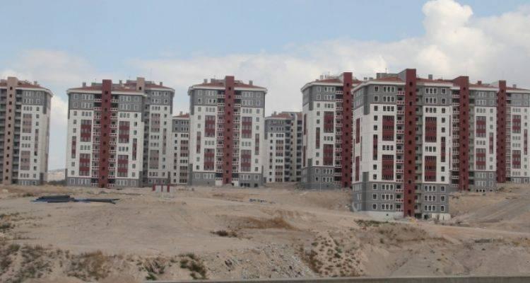 Nevşehir Kale Toki Evleri Başvuruları Başladı
