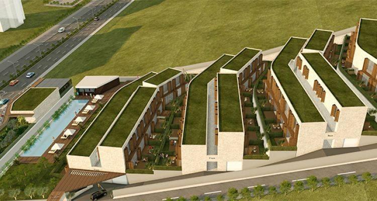 Olivo Atakent Projesi Eylül 2015'te Teslim!
