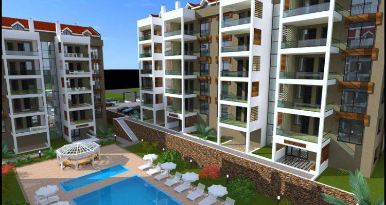 Bursa Florya Evleri Osmangazi'de Yükseliyor
