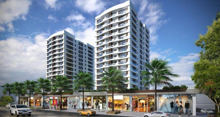 Güneşli Palmiye Bahçeleri Fiyatları 700 Bin TL'den Başlıyor