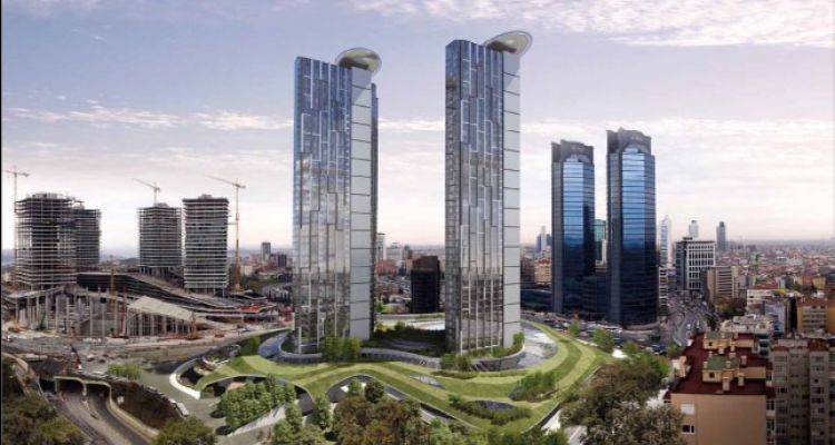 Çiftçi Towers Metrekaresi 7 Bin 500 Dolardan