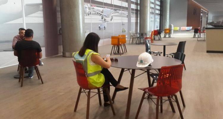 3.Havalimanı İlk Yolcu Salonu Tamamlandı! İşte İlk Görüntüler!