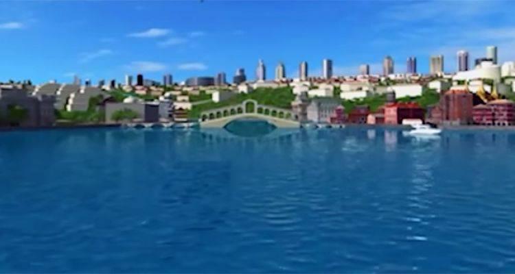Çılgın Proje Kanal İstanbul'a 5 Milyar Liralık 6 Köprü