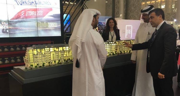 Tarlabaşı 360 Katar'dan 100 Milyon Dolarlık Ön Anlaşmayla Döndü