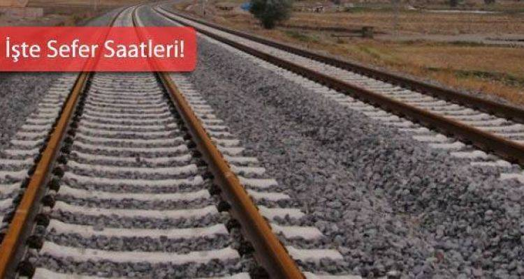 Karabük Zonguldak Tren Seferleri Başladı