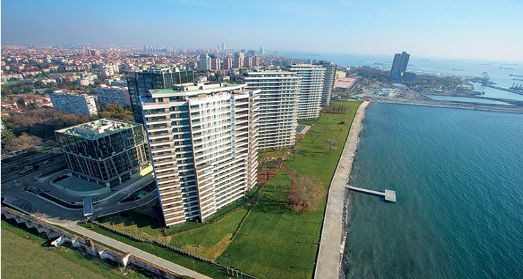 Yalı Ataköy Apart Fiyatları 1 Milyon 276 Bin TL'den Başlıyor