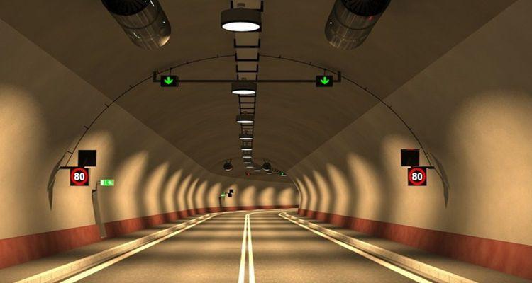 Çanakkale İzmir Karayoluna Tünel