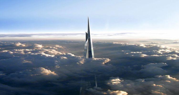 1 Kilometre Yükseklikteki Dünyanın En Yüksek Binası İnşası Başlıyor