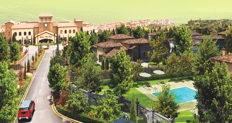 Toskana Orizzonte Ev Fiyatları! Eylül'de Teslim!