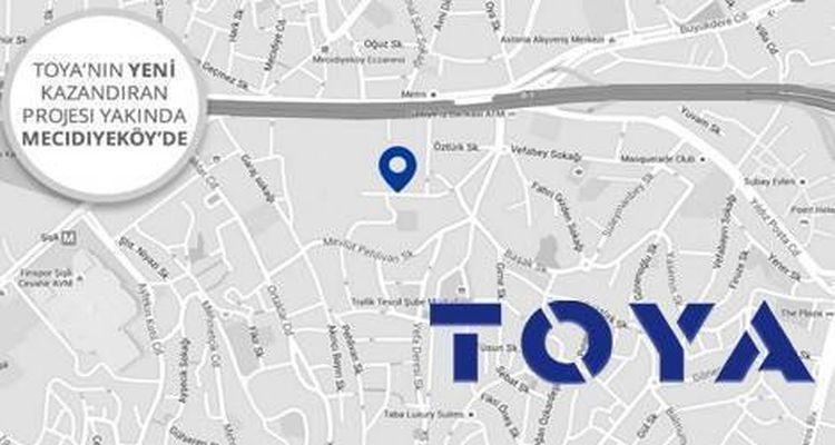 Toya Mecidiyeköy Projesi Ön Talep Topluyor
