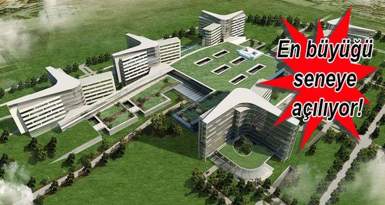 26 Bin Yatak Kapasiteli 17 Yeni Şehir Hastanesi Geliyor!