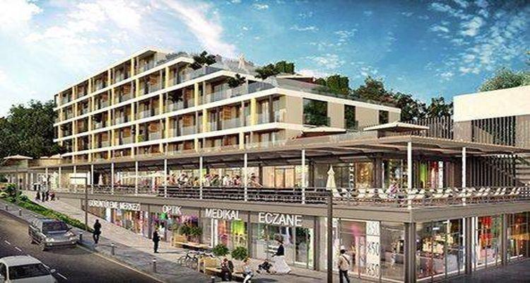 Gaziosmanpaşa Pashacity Fiyatları 315 Bin TL'den Başlıyor
