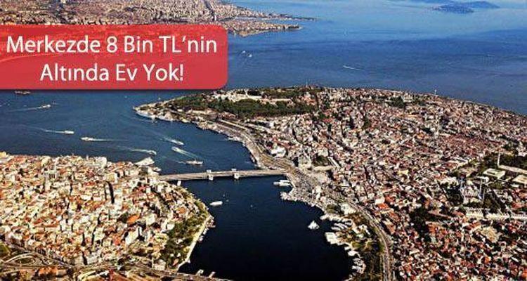 İstanbul'da Konut Fiyatlarının En Yüksek Olduğu 5 Semt