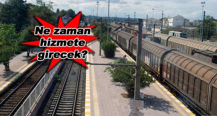 Halkalı – Kapıkule Hızlı Tren Hattı'nda Son Durum!