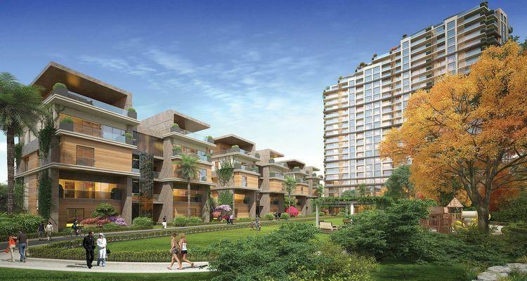 Ağaoğlu Central Park Fiyatları 978 Bin TL'den Başlıyor