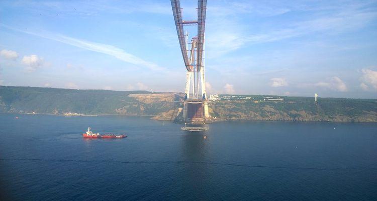 3. Köprü'nün Son Durumu Görüntülendi!