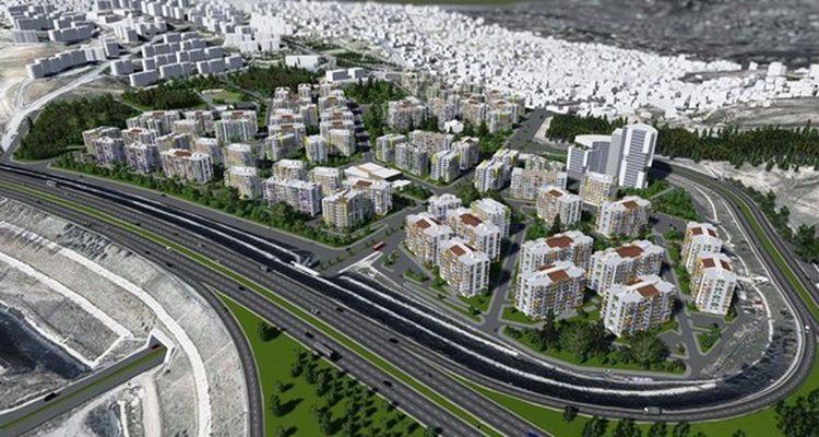 İzmir Uzundere Kentsel Dönüşüm Projesi İhalesi Ertelendi