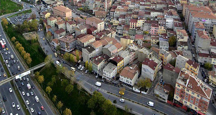 Esenler Oruçreis Mahallesi Riskli Alan İmar Planı Onaylandı