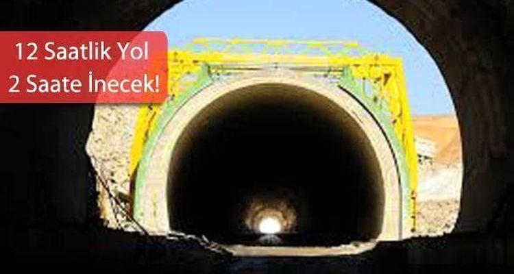Türkiye'nin En Uzun Yüksek Hızlı Tren Tüneli 25 Şubat'ta Açılıyor