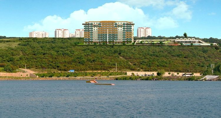 Cef City Gölpark Temmuz 2015'te Teslim