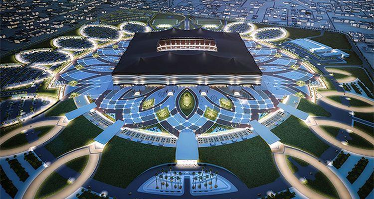 2022 Dünya Kupası'nın İlk Stadı Al Bayt House Tanıtıldı