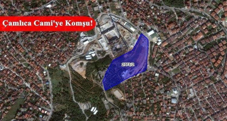 Akiş GYO Üsküdar Arsasını İBB'ye Sattı