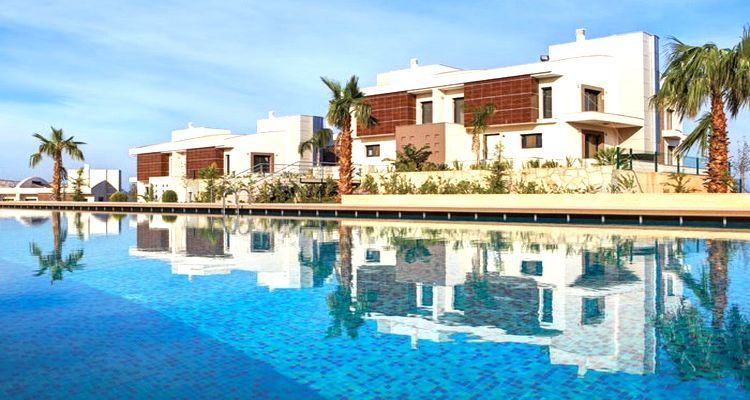 Güzeltepe Konakları'nda Villa Kiraları 1600 Euro!