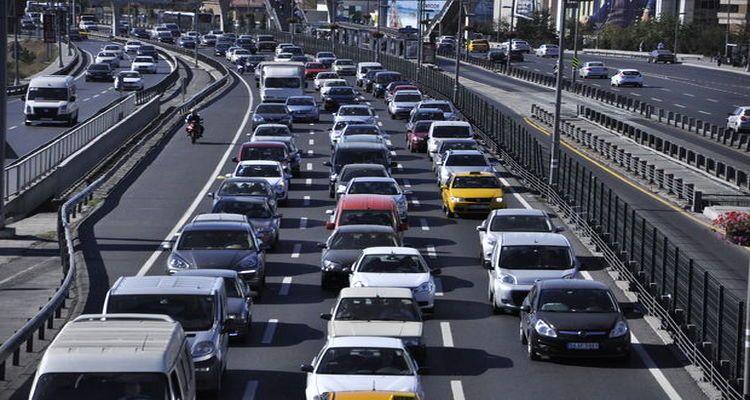 İstanbul'da Pazar Günü Bu Yollar Trafiğe Kapalı