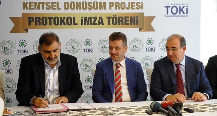Fuzul Grup'un Gaziosmanpaşa Projesinde İmzalar Atıldı
