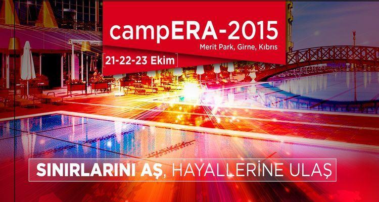 CampERA 21-23 Ekim'de Kıbrıs'ta Gerçekleşecek!