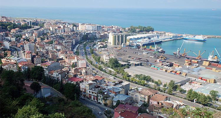 Trabzon Yabancı Yatırımın Merkezi Oldu