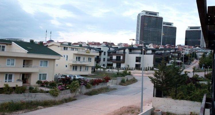 Ahmet Davutoğlu'nun Yeni Evi
