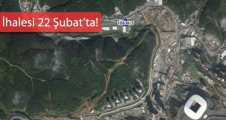 İstanbul Defterdarlığı'ndan 8.4 Milyon TL'ye Satılık Arsa