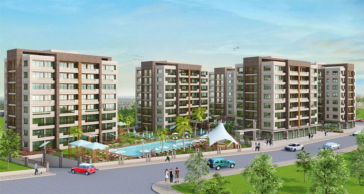 Nursan Konakları Fiyatları 259 Bin TL'den başlıyor