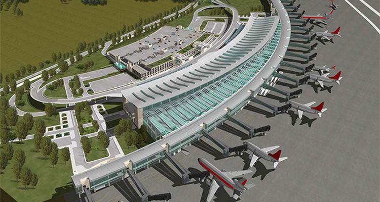 Üçüncü Havalimanı Avrupa ile Rekabet Edecek