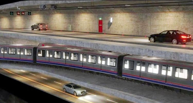 3 Katlı Büyük İstanbul Tüneli'nde Mali Teklifler Alındı