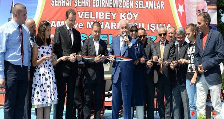 Bulgaristan Veli Bey Cami Açıldı!