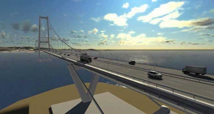Körfez Geçiş Köprüsü'nde Geçiş Ücreti Ne Kadar Olacak?