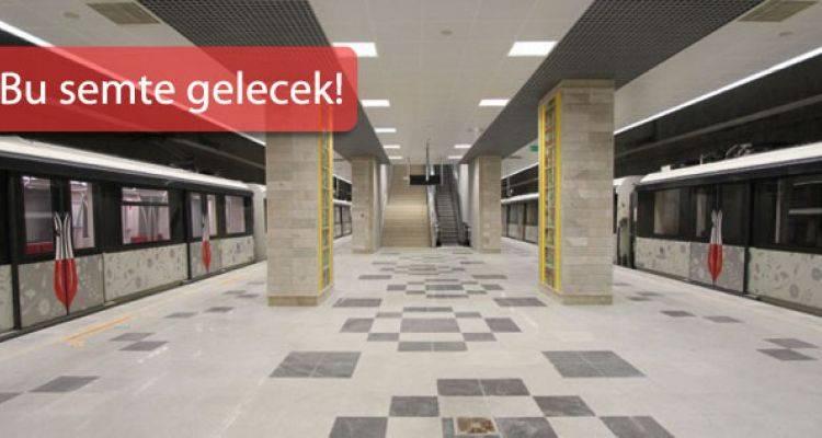 İstanbul'a 6,65 Kilometre Yeni Metro Hattı Geliyor