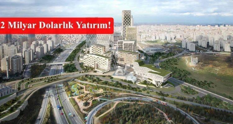 İstanbul Finans Merkezi Projesinde İlk Kazma Bu Ay Vuruluyor