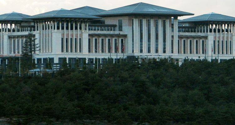 TOKİ'den Cumhurbaşkanlığı Sarayı Açıklaması!