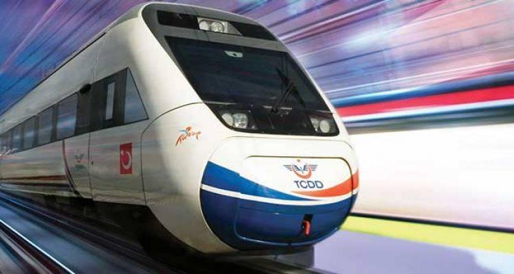 İstanbul – Mardin Yüksek Hızlı Tren Hattı