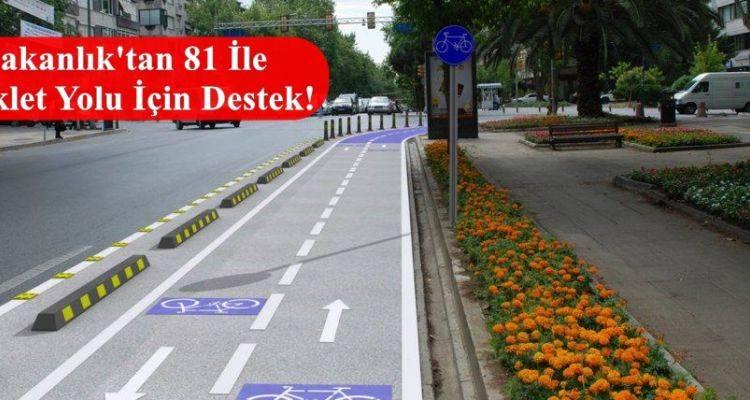 İstanbul'a Bin 100 Kilometrelik Bisiklet Yolu
