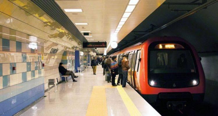 İstanbul'da 2 Metro Hattının İhale Tarihi Belli Oldu