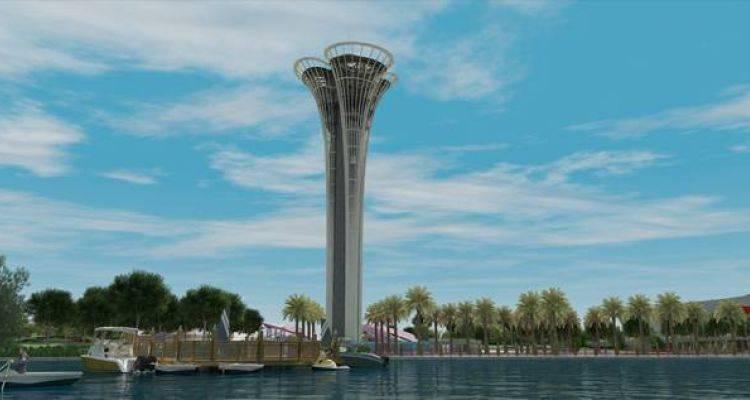 Antalya Expo Kulesi 23 Nisan'da Açılacak