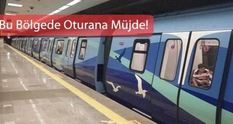 Metro Bu 2 İlçede Fiyatları Uçuracak