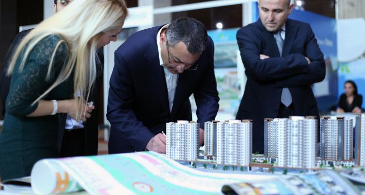 2. Azerbaycan Emlak Fuarı Ekim'de!